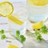 アイキャッチ画像Lemon water