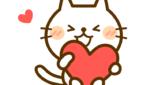 アイキャッチ画像cat-heart